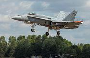 HN-424 - Finland - Air Force McDonnell Douglas F-18C Hornet aircraft