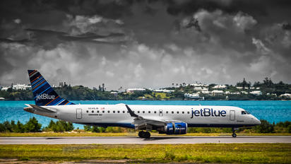 N249JB - JetBlue Airways Embraer ERJ-190 (190-100)