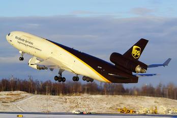 N251UP - UPS - United Parcel Service McDonnell Douglas MD-11F