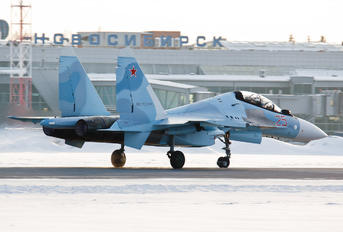 25 - Russia - Air Force Sukhoi Su-30SM