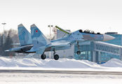 21 - Russia - Air Force Sukhoi Su-30SM aircraft