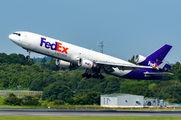 N609FE - FedEx Federal Express McDonnell Douglas MD-11F aircraft