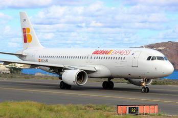EC-LRG - Iberia Express Airbus A320