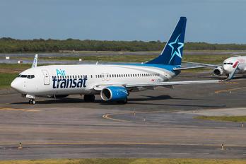 C-FTCX - Air Transat Boeing 737-800