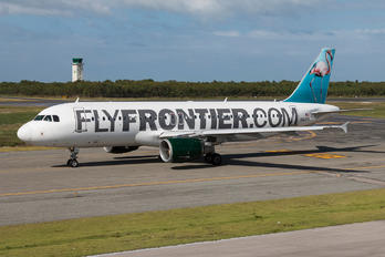 N223FR - Frontier Airlines Airbus A320
