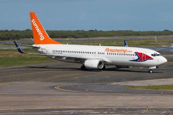 OK-TVE - Sunwing Airlines Boeing 737-800