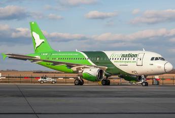 5N-FNE - First Nation Airways Airbus A319