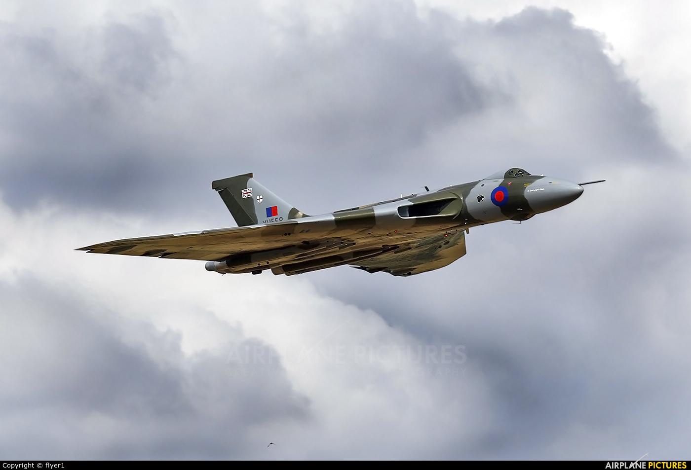 Vulcan to the Sky Trust G-VLCN aircraft at Lashenden / Headcorn