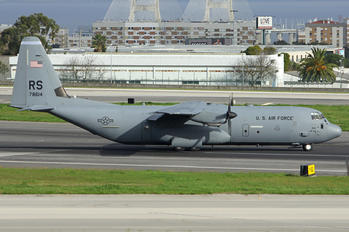 RS 78614 - USA - Air Force Lockheed C-130A Hercules