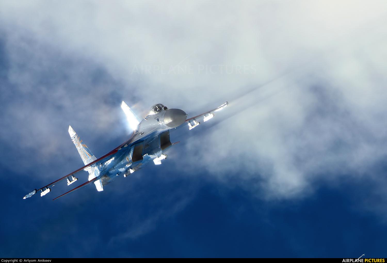 """Russia - Air Force """"Russian Knights"""" 17 aircraft at Kubinka"""
