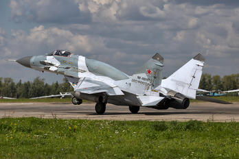 25 - Russia - Air Force Mikoyan-Gurevich MiG-29SMT