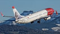 LN-DYD - Norwegian Air Shuttle Boeing 737-800 aircraft