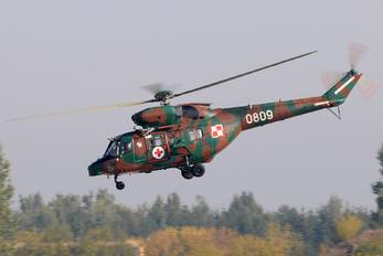 0809 - Poland - Army PZL W-3 Sokół