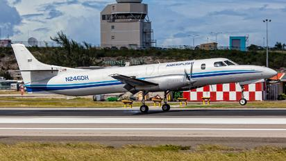 N246DH - Ameriflight Fairchild SA227 Expediter