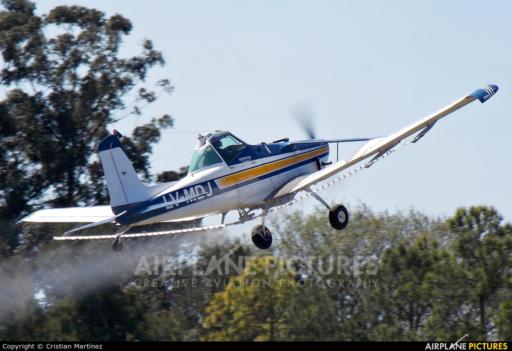 Private LV-MDJ aircraft at Reconquista - Daniel Jurkic