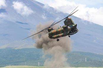 52927 - Japan - Ground Self Defense Force Kawasaki CH-47J Chinook