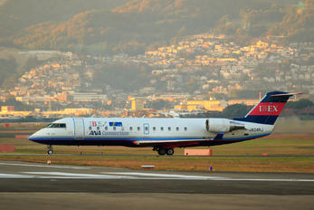 JA04RJ - Ibex Airlines - ANA Connection Canadair CL-600 CRJ-200
