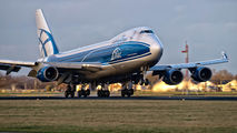 VQ-BUU - Air Bridge Cargo Boeing 747-400F, ERF aircraft