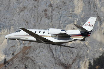 OE-GGK - Avcon Jet Cessna 560XL Citation Excel