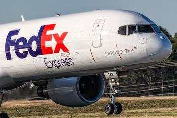 N783FD - FedEx Federal Express Boeing 757-200F