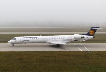 D-ACKE - Lufthansa Regional - CityLine Canadair CL-600 CRJ-900