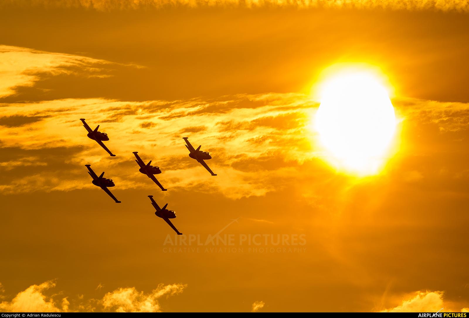 Baltic Bees Jet Team YL-KSH aircraft at Bucharest - Aurel Vlaicu Intl