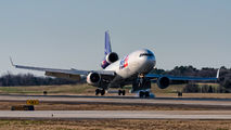 N583FE - FedEx Federal Express McDonnell Douglas MD-11F aircraft