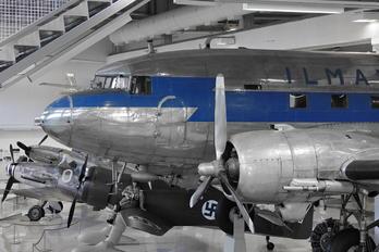 DO-4 - Finland - Air Force Douglas C-47A Skytrain