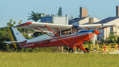 PP-FGM - Aeroclube de Londrina Aero Boero AB-115