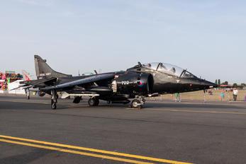 ZB604 - Royal Navy British Aerospace Harrier T.8