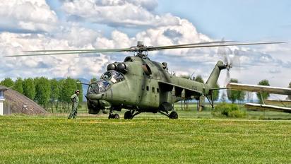 459 - Poland - Army Mil Mi-24D