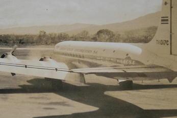 TI-1017C - LACSA Líneas Aéreas Costarricenses S.A. Douglas DC-6B
