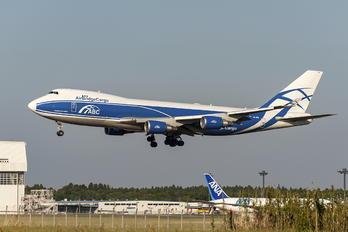 VO-BHE - Air Bridge Cargo Boeing 747-400F, ERF