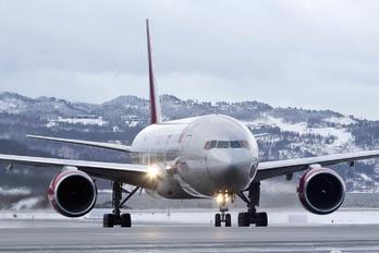 N918AX - Omni Air International Boeing 777-200ER