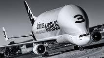F-GSTC - Airbus Industrie Airbus A300 Beluga aircraft