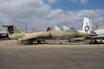 FX82 - Belgium - Air Force Lockheed F-104G Starfighter