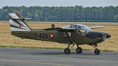 T-426 - Denmark - Air Force SAAB MFI T-17 Supporter