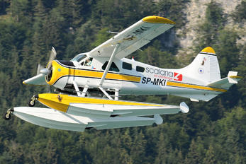 SP-MKI - Private de Havilland Canada DHC-2 Beaver