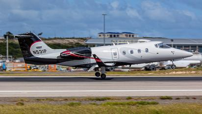 N531P - Private Learjet 55