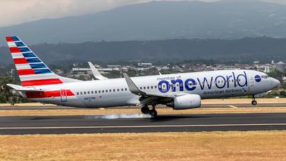 N837NN - American Airlines Boeing 737-800