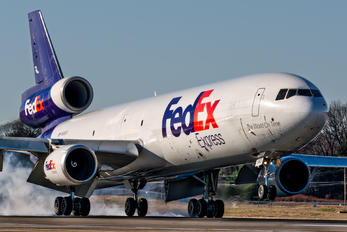 N583FE - FedEx Federal Express McDonnell Douglas MD-11F