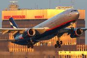 VQ-BQY - Aeroflot Airbus A330-300 aircraft