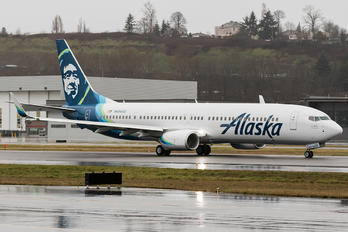 N494AS - Alaska Airlines Boeing 737-900
