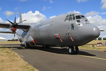 B-638 - Denmark - Air Force Lockheed C-130J Hercules