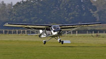G-DBIN - Private Medway Microlights SLA 100 Executive aircraft