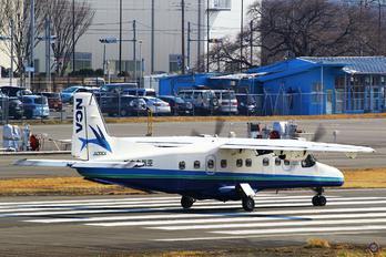 JA33CA - New Central Air Service Dornier Do.228