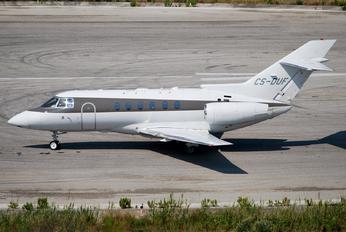 CS-DUF - NetJets Europe (Portugal) Hawker Beechcraft 750