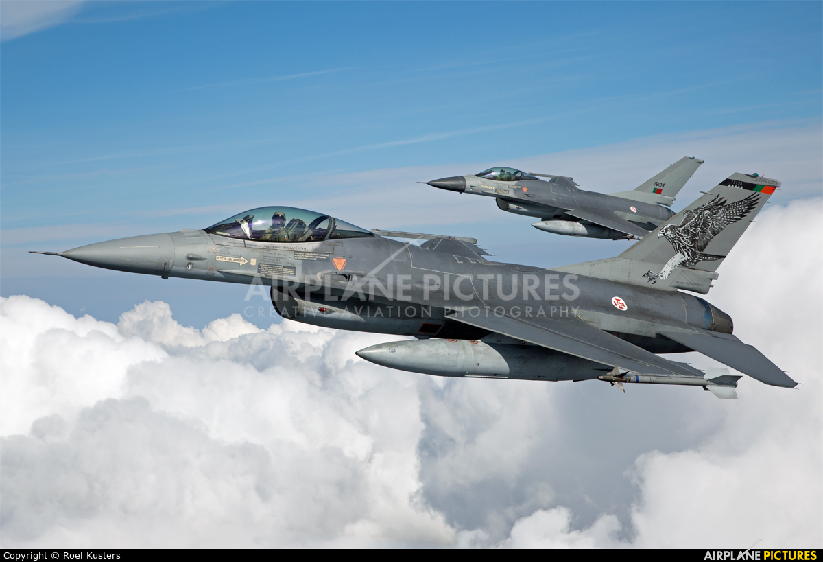 Portugal - Air Force 15136 aircraft at In Flight - Belgium