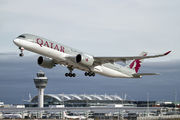 A7-ALA - Qatar Airways Airbus A350-900 aircraft