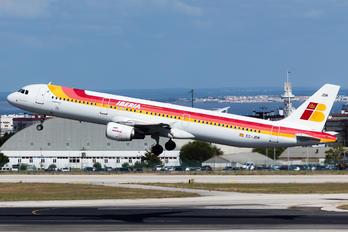 EC-JDM - Iberia Airbus A321